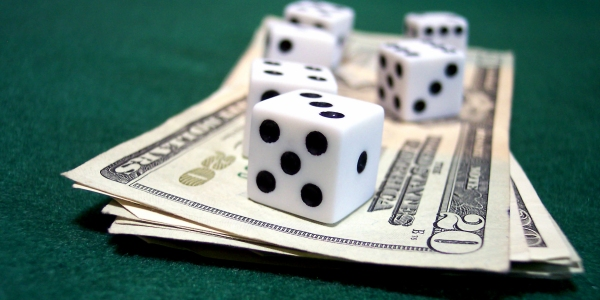 Akciový trh vs Kasino